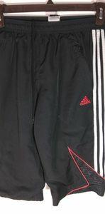 Adidas UEFA Athletic Shorts Size Medium B6
